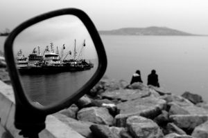 Mirror And The Island by ozZeMBeReK