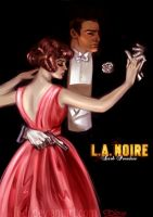 L.A. Noire: Dark Paradise by Fidi-s-Art