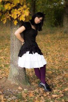 Gothic Lolita by Inori-Misery