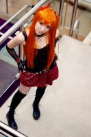 Punk Asuka MTAC 2015 #22 by Lightning--Baron