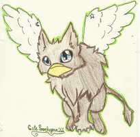 Lil Griffin by CutePoochyena261