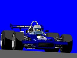 Mark Donohue's Lola T192 F5000 by DanaC