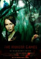 HungerGames Poster by Liliah