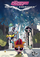 The Powerpuff Girls - Rise of Heroes by foeri