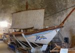 Reconstructed Minoan Boat at Chania by bobswin