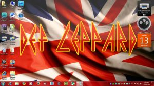 Another Def Leppard DESKTOP by MadCanuckster