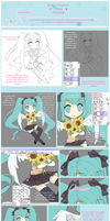 Chibi tutorial by KokoTensho