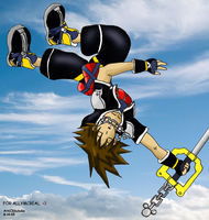 Sora for Allymcbeal by Dbzbabe
