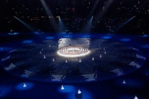 Paralympic Opening by ahson
