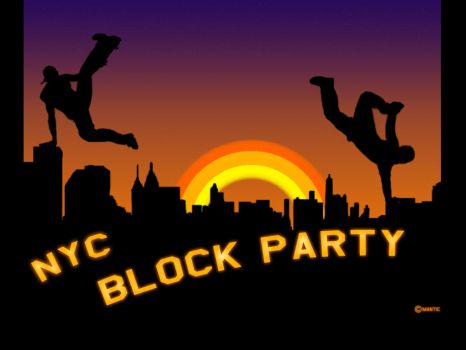 Block Party by DTR88