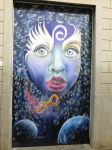 Door Face and Bubbles by weyrwoman-lessa