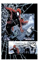 Amazing Spiderman 630 page 1 by Gabriel-Cassata