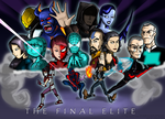 Commission - The Final Elite for Staredcraft by NewEraOutlaw