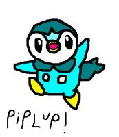 Piplup - Request by draw-wiz