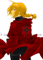 Edward Elric by Laviismine
