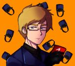 Oh look, it is Berwald! by Quenixy