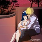 naruhina doujin diary cover by thomasowen8