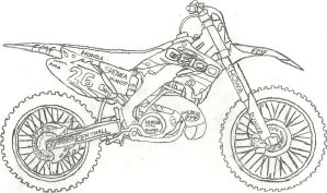2007 honda cr 250 2 stroke by THEmexicanGUY02