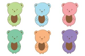 Cute Bears by Heretic-Witch-Sinner