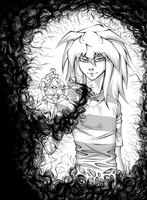Bakura - The darkness that lies within by AngelLust155