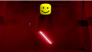Darth Bloxxer. by BrokenNooby64