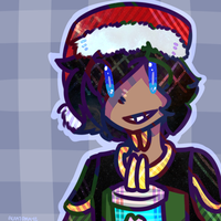 MCYT   TCBT   merry someguymas by crowmulent