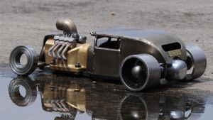 RATROD by ShaneMartinDesigns