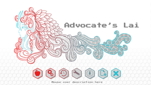 Advocate's Lai Main Menu by Youkos