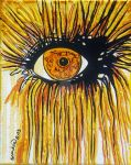 Eye of the Sun by sandeesmith