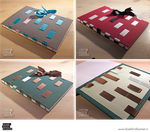 Ribbon Books by Marenne