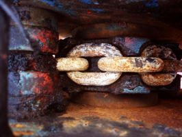 Grungy Chains 1 by iDoux
