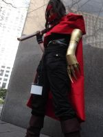 Vincent Valentine: Death Penalty by KeeperOfCoffins