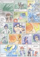 Pokemon Platinum Nuzlocke 95 by CandySkitty