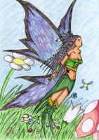 A new fairy by Serch2
