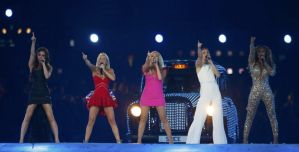 Spice Girls at Olympic Games Closing by 15CrashBandicoot15