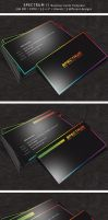 Spectrum Business Card 3in1 by survivorcz