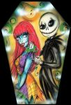 Jack and Sally by BiancaThompson
