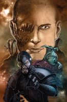FARSCAPE 19 by calebcleveland