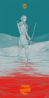 Ygritte by relssaH