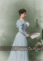 Grand Duchess Victoria Melita of Hesse. by M3ment0M0ri
