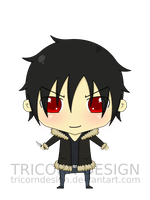 Izaya Orihara by TriCornDesign