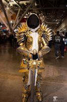 Female Tyrael - PAX East 2015 by SilverIceDragon1