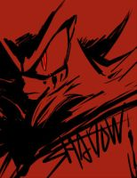 Shadow the Hedgehog by SINO326