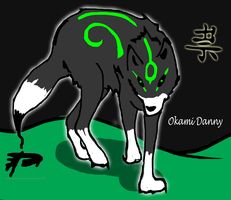 Okami Danny by DPphanatic30