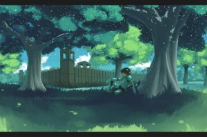 Rest by cleanminded