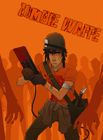 Zombie Waffe: Anything goes by Detkef