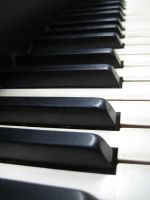 Stock Steinway Keys 13 by darlingstock
