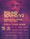 Sound Round Vol.2 Flyer/Poster by Giunina