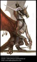 Red Dragon by Ubermonster
