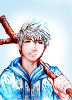Jack Frost by lamp0s